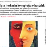 İşte herkesin konuştuğu o hastalık -Hürriyet/ 04.08.2012