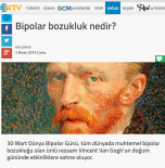 Bipolar Bozukluk Nedir? ntv.com.tr/ 03.04.2015
